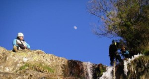 Canyoning Ribeira de Quelhas