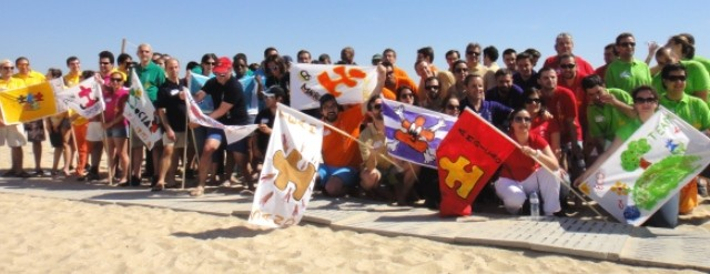 Beach Olympics da Vertente Natural