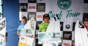 Etapa Inaugural da APS Surf Tour decorreu na prai ada Poça em Cascais