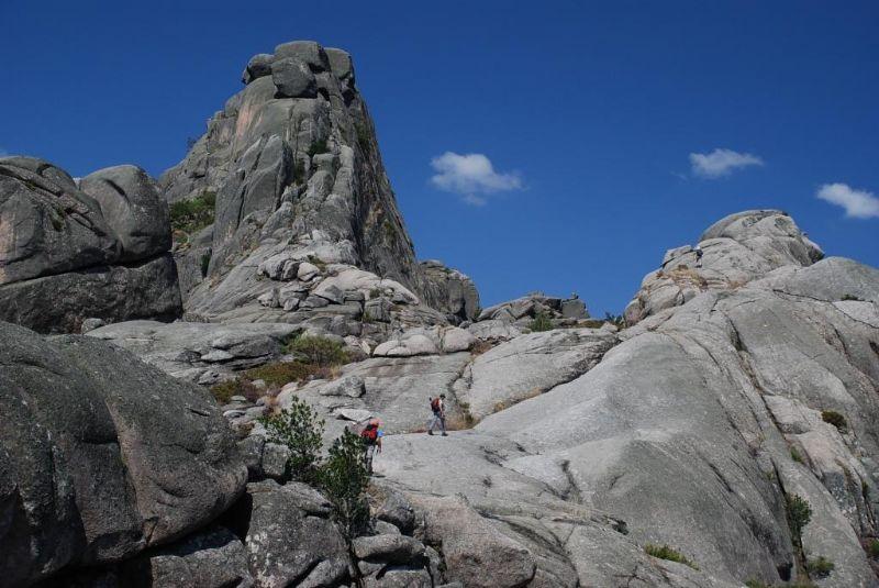 Fim de semana de trekking na Serra do Gerês 13km + 10km + 17km 2