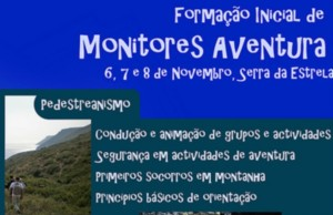 Formacao inicial monitores aventura