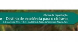 Oficina de capacitação no Algarve