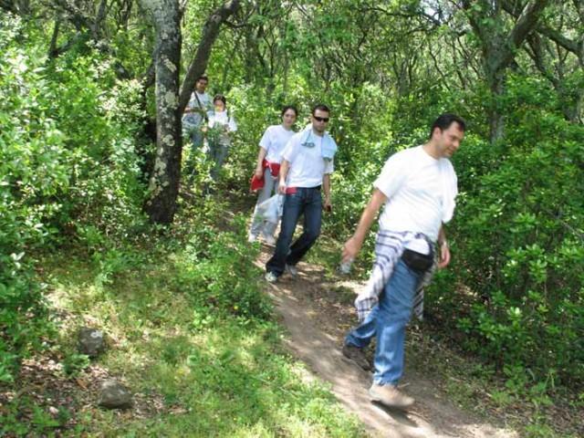 Prova de orientação e desafio ambiental 1