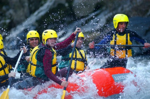 Team Rafting Challenge