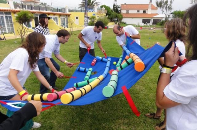 Team Building Fun Team Dynamics