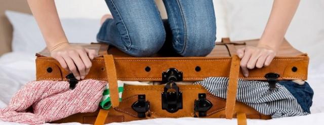 Dicas para arrumar a mala de viagem