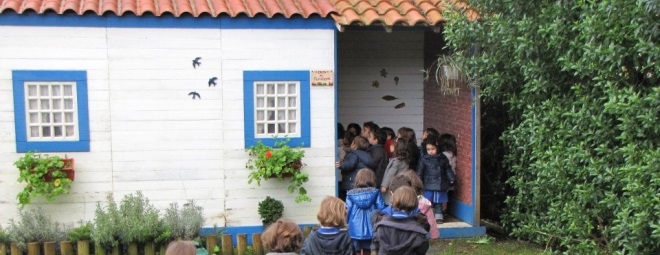 quintas pedagogicas